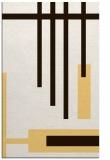 rug #1211975 |  brown stripes rug