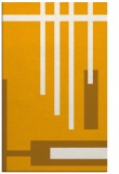 rug #1212027 |  light-orange graphic rug