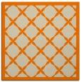 rug #121221   square beige borders rug