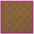 rug #121233 | square light-green borders rug