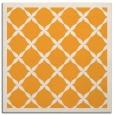 rug #121253 | square light-orange borders rug