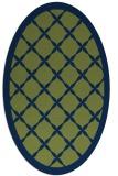 rug #121294 | oval traditional rug