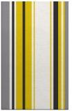 rug #1213859 |  white stripes rug