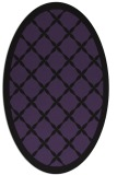 rug #121434 | oval traditional rug