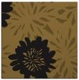 rug #1214655 | square mid-brown popular rug