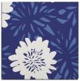 rug #1214935 | square blue natural rug