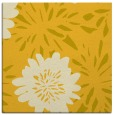 rug #1214955   square yellow natural rug