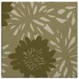 rug #1214987   square light-green natural rug