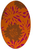 rug #1215287   oval rug