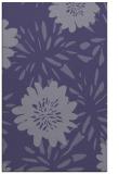 rug #1215459 |  blue-violet natural rug