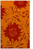 rug #1215635 |  orange natural rug