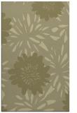 rug #1215715 |  light-green popular rug