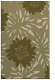 rug #1215723 |  light-green natural rug
