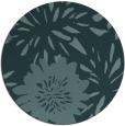 rug #1215811 | round natural rug