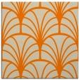rug #1216475   square orange graphic rug