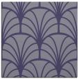 rug #1216563 | square blue-violet rug