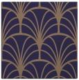 rug #1216579 | square blue-violet retro rug