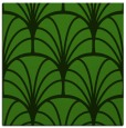 rug #1216619 | square light-green graphic rug