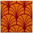 rug #1216687 | square red-orange popular rug