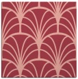rug #1216711 | square pink rug