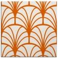 rug #1216763 | square red-orange graphic rug