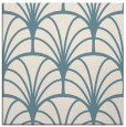 rug #1216787 | square white graphic rug