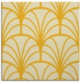 rug #1216795 | square yellow graphic rug