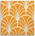 rug #1216839   square light-orange graphic rug