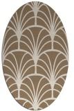 rug #1217003 | oval popular rug
