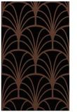 rug #1217227 |  brown retro rug