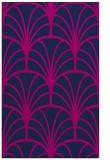 rug #1217247 |  blue graphic rug