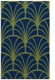 rug #1217255    green graphic rug