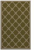 rug #121729 |  brown borders rug