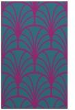 rug #1217291 |  pink retro rug