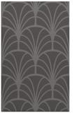 rug #1217367 |  brown retro rug
