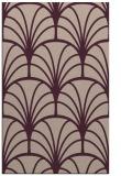 rug #1217379 |  pink retro rug