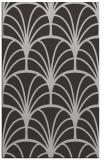 rug #1217435 |  red-orange retro rug