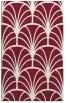 rug #1217443 |  pink graphic rug