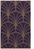 rug #1217463 |  purple popular rug