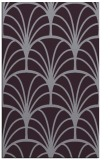 rug #1217467 |  purple retro rug