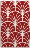 rug #1217479 |  red graphic rug