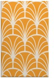 rug #1217575 |  light-orange graphic rug