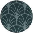 rug #1217654   round retro rug