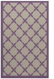 rug #121789 |  purple traditional rug