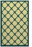 rug #121813 |  yellow geometry rug
