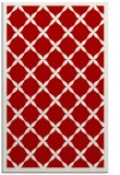 rug #121849 |  red traditional rug