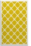 rug #121909    yellow traditional rug