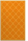 rug #121953 |  light-orange borders rug