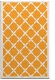rug #121957 |  light-orange borders rug