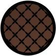 rug #121978 | round borders rug